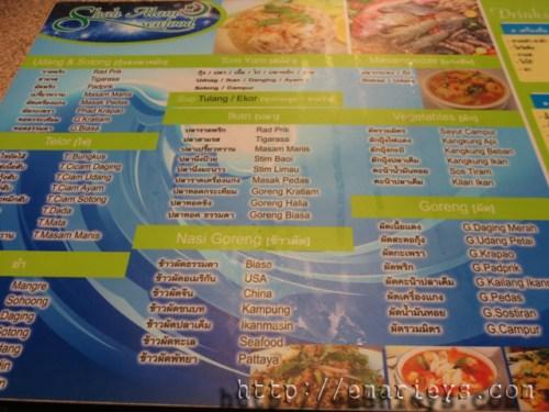 shah alam seafood