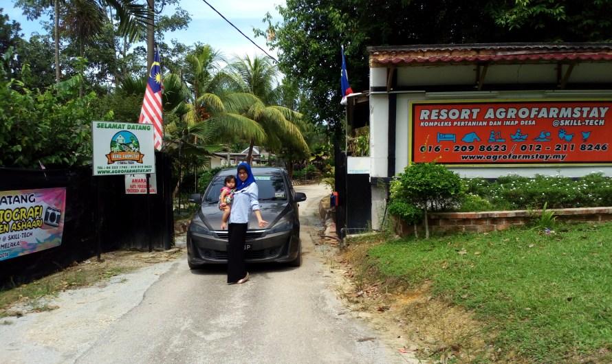 Rasai Suasana Desa Di Agrofarmstay Resort Melaka
