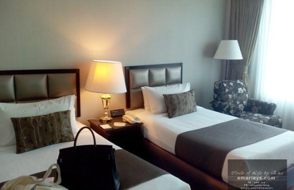 Penginapan Di Hotel The Katerina, Batu Pahat Johor