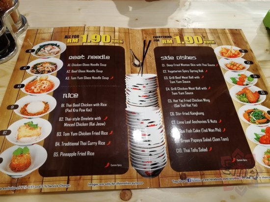 Boat Noodles Aroi Thai