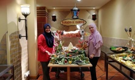 Harga Bufet Ramadan Grand Seasons