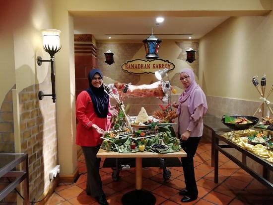 Sajian Burokah Ramadan dari Hotel GRAND SEASONS Hotel Kuala Lumpur