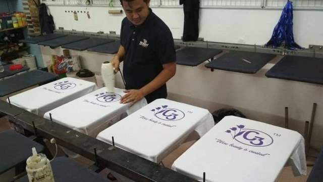 Printing Tshirt Siap Segera