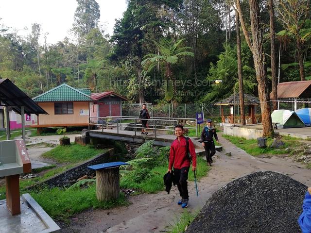 Camping Sungai Pauh