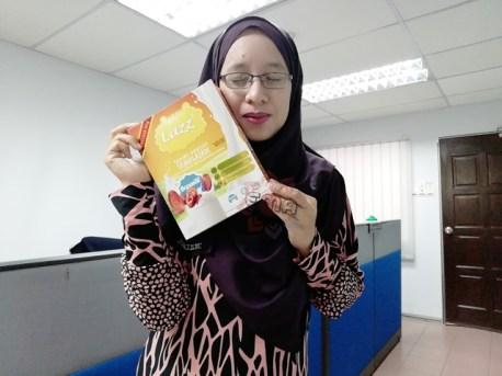 Lazz Susu Kambing