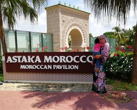 Photoshoot Di Moroccan Pavilion Putrajaya  Ada Peraturan Perlu Dipatuhi