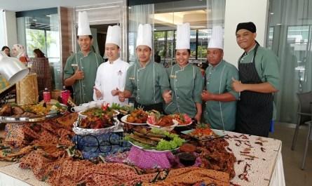 buffet ramadhan Hotel Boulevard