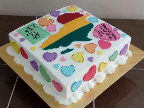 kek birthday cake house bakery kb