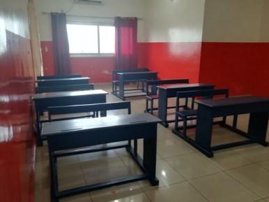 international school in conakry - The Classrom 1