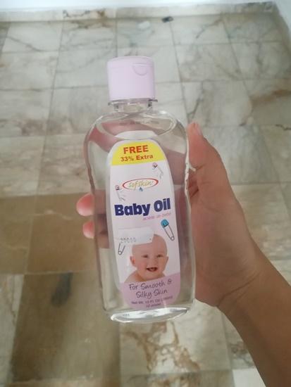 barang runcit baby oil price
