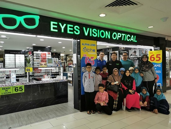 eye vision optical