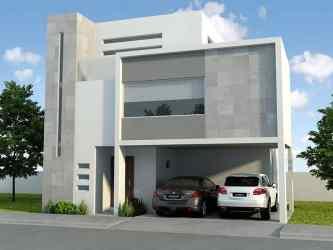 ▷ Fachadas de Casas Modernas Sencillas y Elegantes EMARQ net