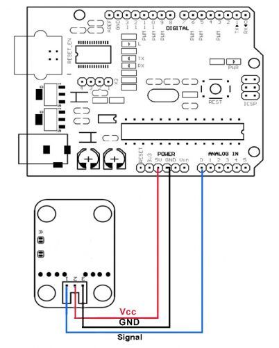 Voltage Sensor Module For Arduino, (end 11/18/2020 8:15 AM)