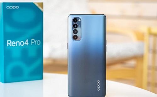 OPPO  تطلق   Reno4 Pro بخاصية التفاعل بدون لمس لأول مرة