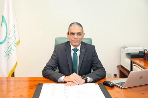 أحمد منصور شغل العديد من المناصب بالبنك المركزي المصري