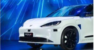 سيارة ARCFOX Alpha-S HI الذكية