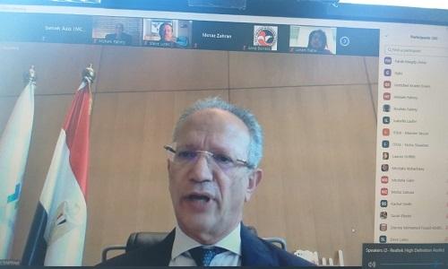 السفير معتز زهران: مصر تمر بتحول رقمي كبير يمكن أن يعزى الكثير منه إلى ريادتها الإقليمية
