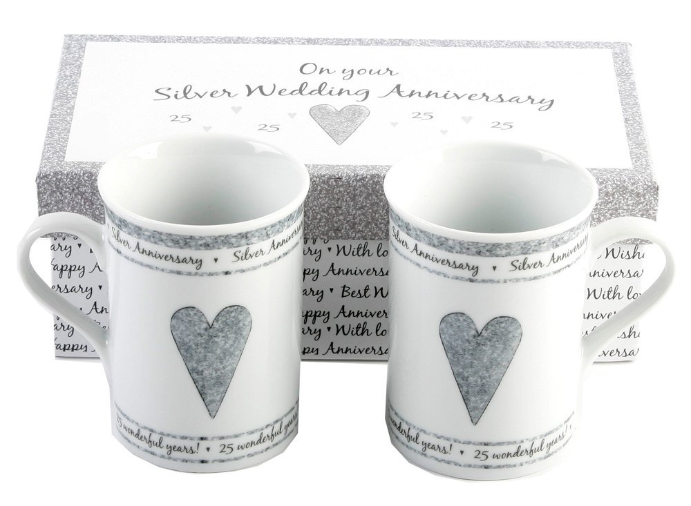 25 Wedding Anniversary Gifts