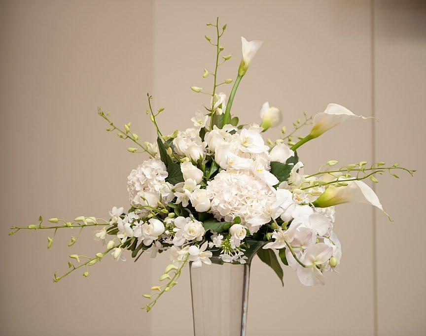 Altar Flowers For Wedding