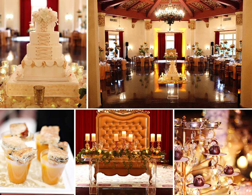 King And Queen Wedding Theme