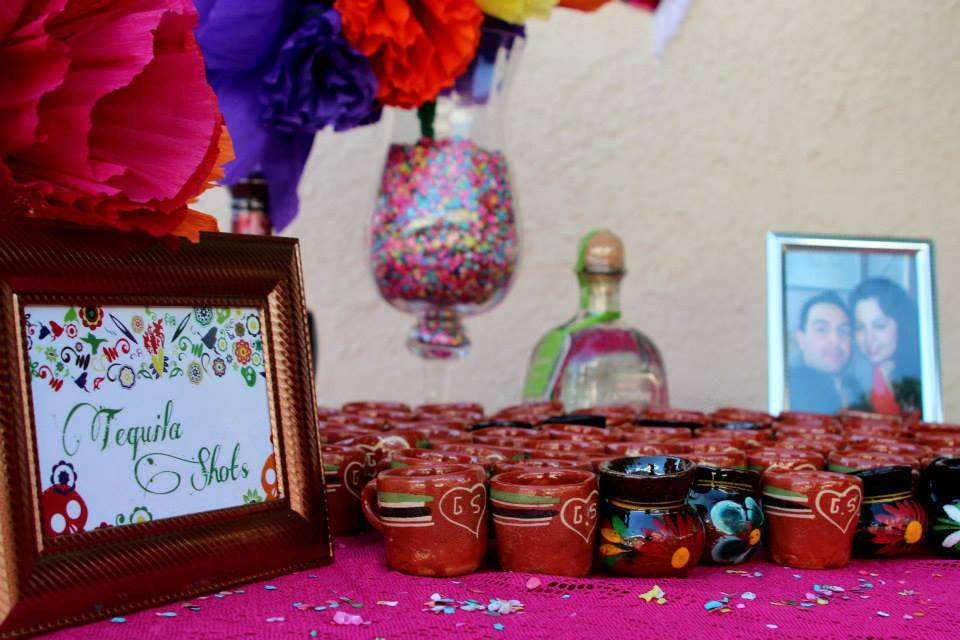 Mexican Wedding Shower