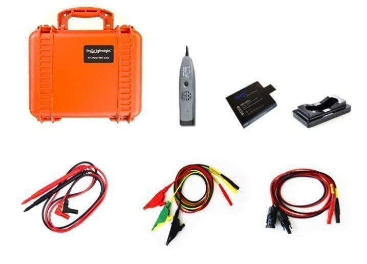 Solar PV testing kit Z200