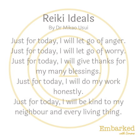 Reiki Sessions with Embarked with Simone in Coogee, Perth