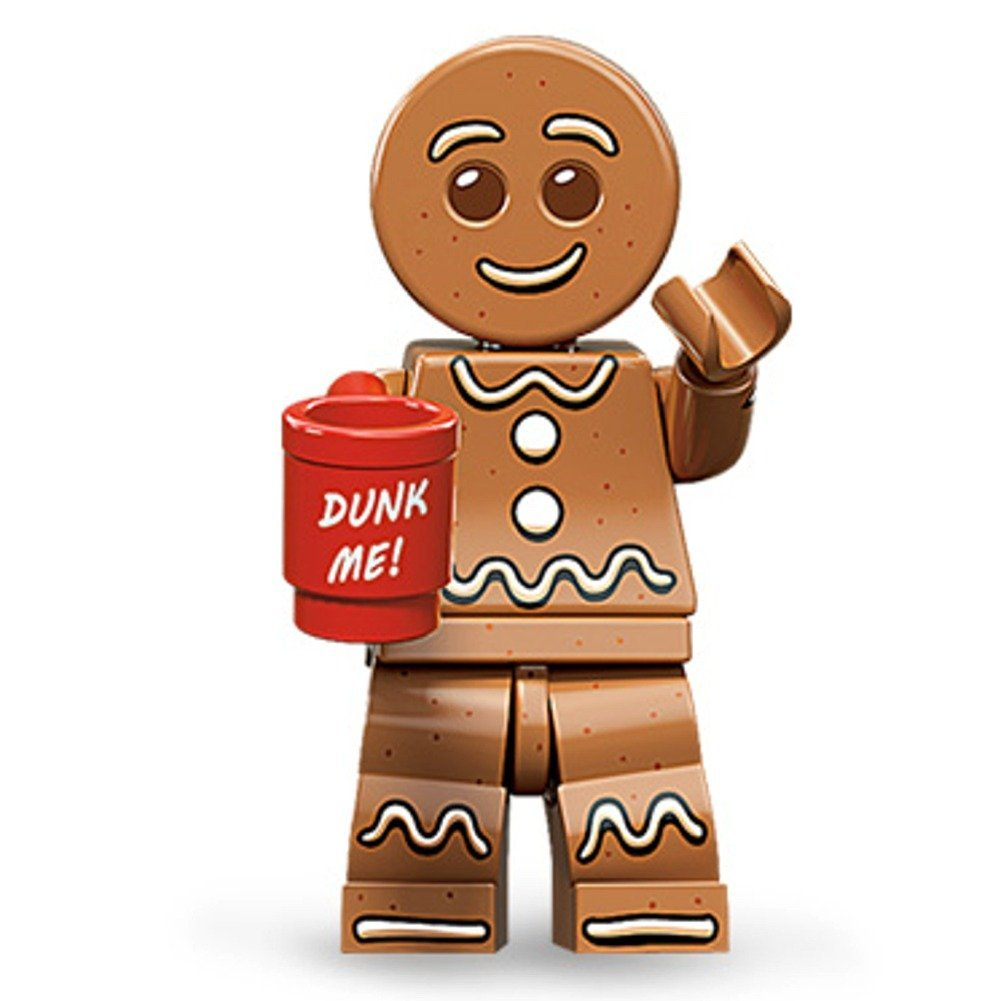 Gingerbread Man Printable PreK 3