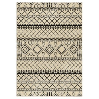 Target- Threshold Aztec Fleece Area Rug, $75-$196