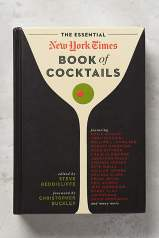 NY Times Book of Cocktails- $30