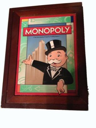 Amazon.com, Vintage Monopoly Game