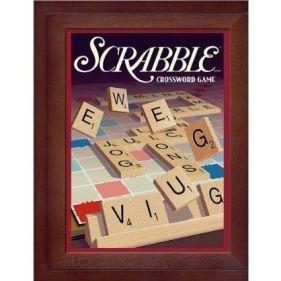 Amazon.com, Vintage Scrabble Board Game $40