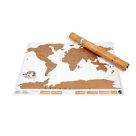 Scratch-away Map - $29