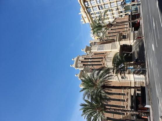 Le marché couvert d'Alicante