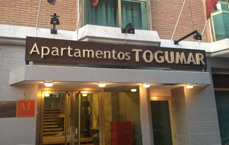 hotel sercotel togumar madrid