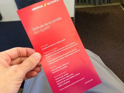 Viajando na classe executiva da Iberia: de Madri para Milão