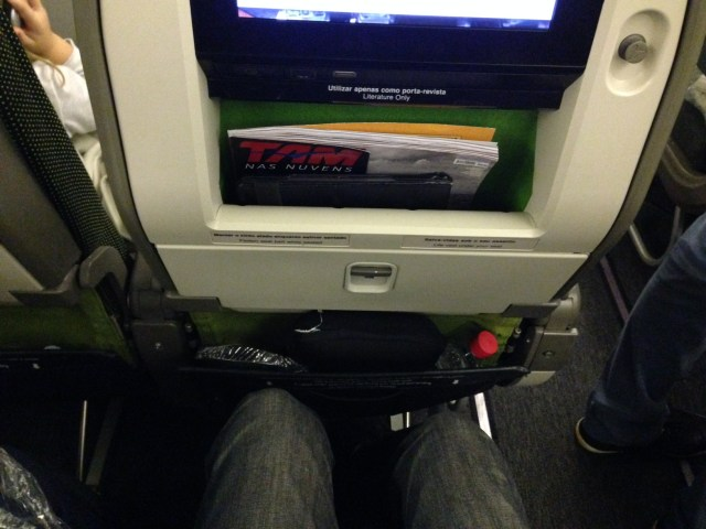 Tam: de São Paulo para Miami a bordo do Boeing 777-300ER