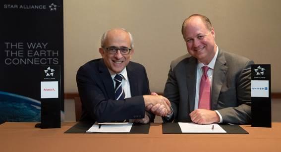 Avianca Brasil e United Airlines anunciam acordo de compartilhamento de voos