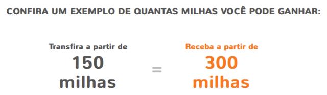Smiles oferece 200% de bônus na transferência de milhas entre contas