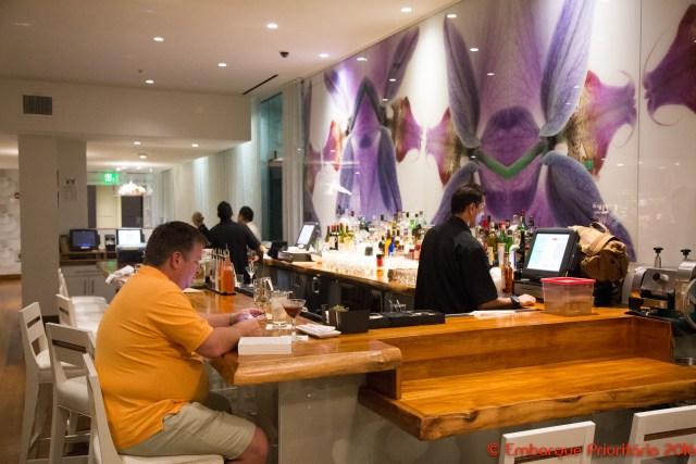 Morimoto: un romántico restaurante japonês em Honolulu no Havaí