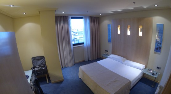 Hotel Abba em Madri na Espanha