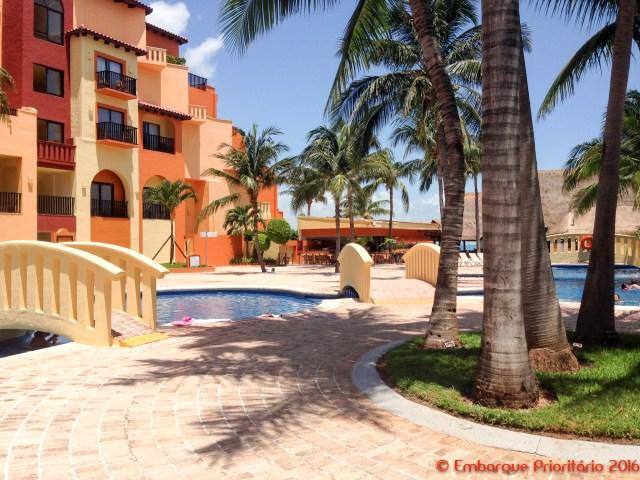 Hotel Fiesta Americana Villa em Cancun, México