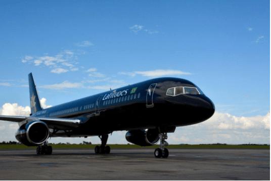 Volta ao mundo em Private Jet