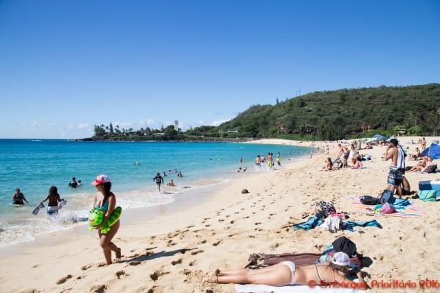 As 13 melhores praias de Oahu no Havaí