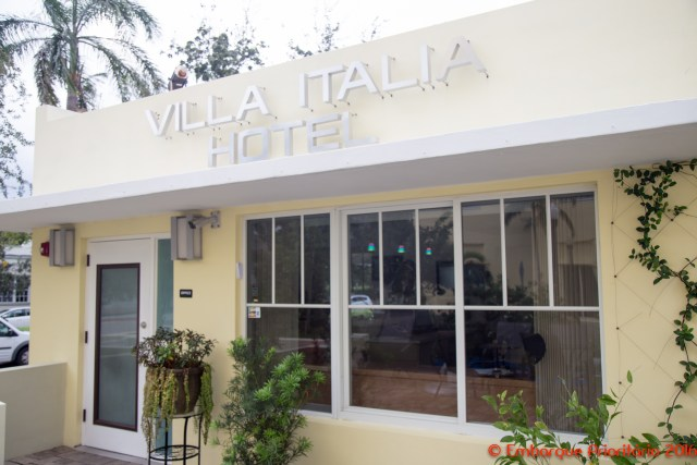 Villa Italia Hotel em Miami