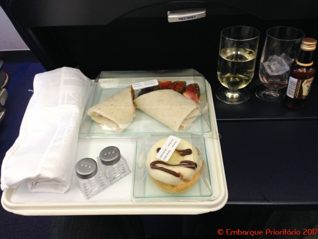 Classe executiva da South African Airways de Johannesburgo para Cidade do Cabo