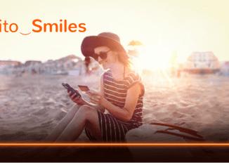 Primeira anuidade grátis na aquisição de cartões de crédito Smiles