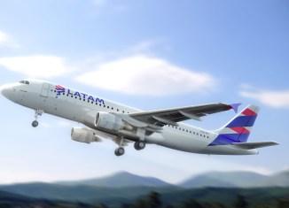 LATAM inaugura voo direto entre Porto Alegre e Santiago