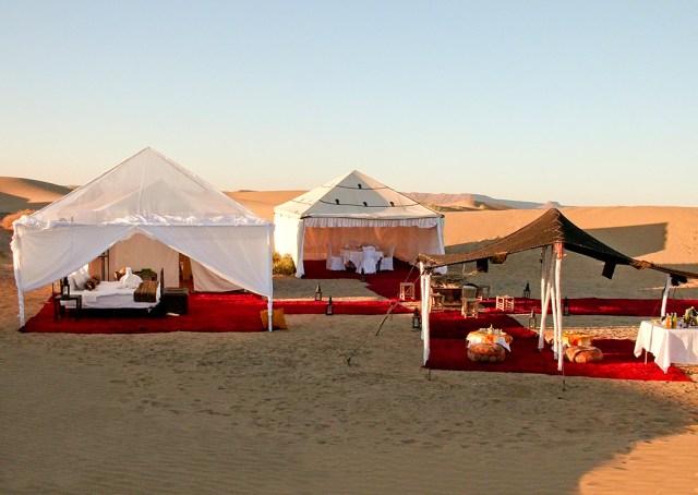 4 suítes para sonhar - No mar, nos trilhos, no deserto e no ar!