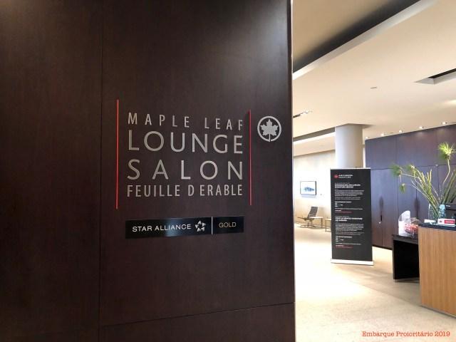 Sala VIP Maple Lounge Terminal 1 em Toronto, Canadá